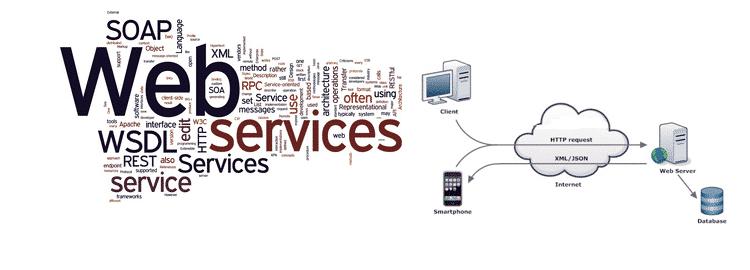 ما هي خدمات الويب؟