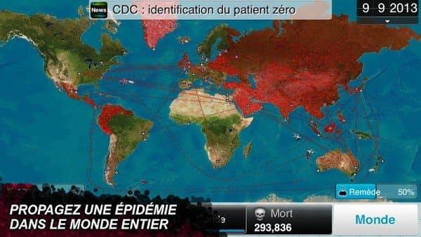 لعبة Plague