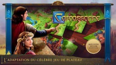 لعبة Carcassonne