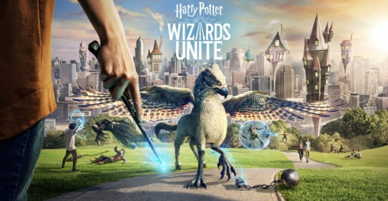 Harry Potter Unite Wizards-Pokémon GO
